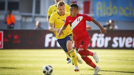 Así informaron los medios internacionales el empate de Perú ante Suecia previo a Rusia 2018