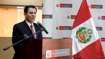 El Congreso citó al ministro del Interior por atentado contra policías en Huancavelica