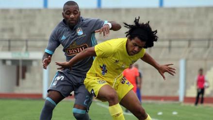 Sporting Cristal empató 1-1 de visita con Comerciantes Unidos