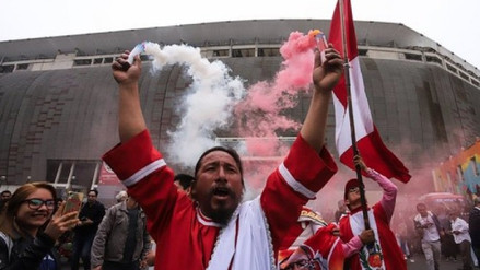 'Hincha israelita' llegó a Moscú para alentar a la Selección Peruana