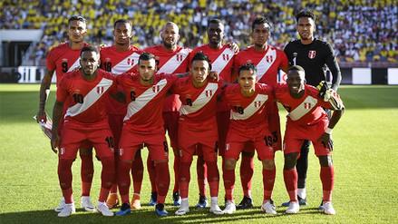 Mister Chip publicó la nueva posición de Perú en el ranking FIFA tras empatar con Suecia