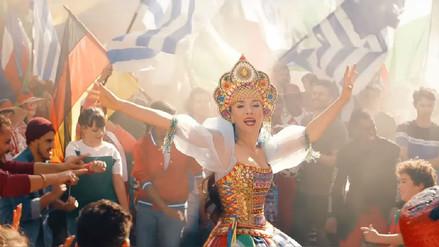 Natalia Oreiro sobre su canción en el Mundial Rusia 2018:
