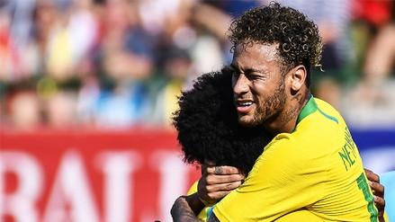 Con Neymar como figura, Brasil goleó a Austria en amistoso previo a Rusia 2018