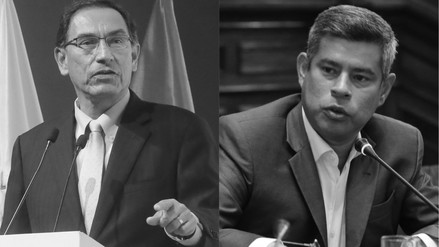 Ipsos   Martín Vizcarra y Luis Galarreta alcanzan su nivel más alto de desaprobación