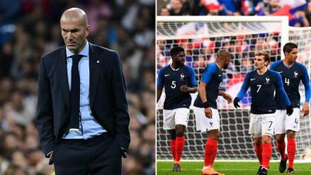 Zinedine Zidane sobre Francia: