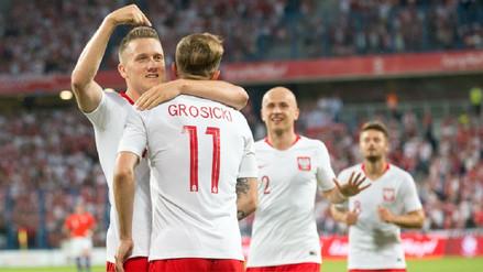 Polonia piensa en grande para Rusia 2018 con Lewandowski como abanderado