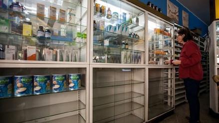Venezuela acuerda adquirir medicamentos con la OPS ante severa escasez