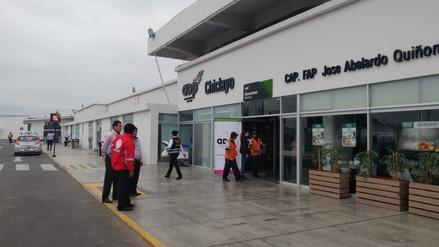 Nuevo aeropuerto de Chiclayo estará listo en tres años