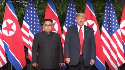 Trump dice que cumbre con Kim Jong-un fue