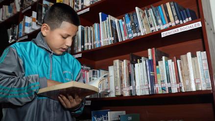 Biblioteca 'Manuel Jesús Orbegoso' abre nuevamente sus puertas