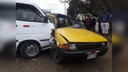 Trabajador de Chan Chan muere en accidente de tránsito