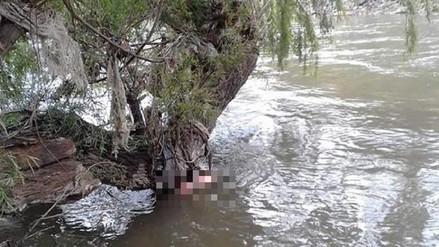Hombre mató a su exconviviente y arrojó el cuerpo al río Vilcanota en Urubamba