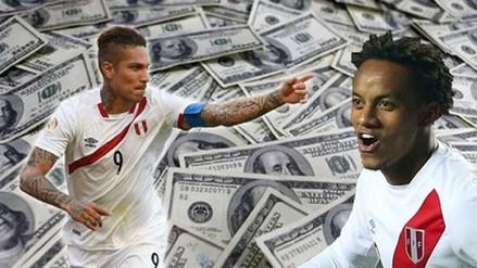 Así están valorizados los 23 jugadores de Perú previo al Mundial