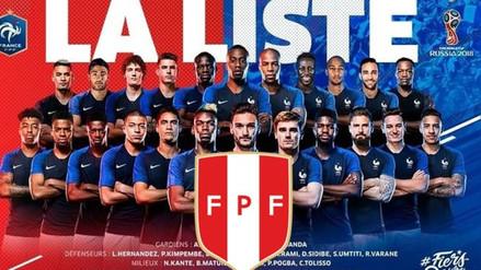 Varane advirtió a la Selección Peruana sobre el talento de Mbappé