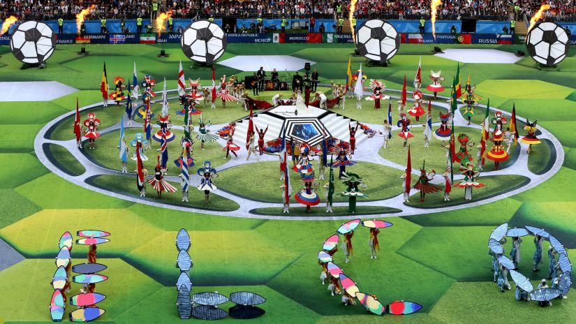 Inauguración Mundial 2018 EN VIVO: conoce la hora, fecha y canal donde ver la ceremonia