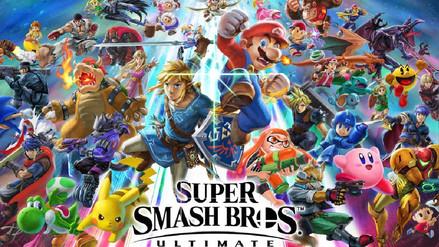 Smash Bros Ultimate ya tiene fecha de salida y contará con todos los personajes en la historia del juego