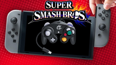 El mando de GameCube será compatible con Super Smash Bros Ultimate