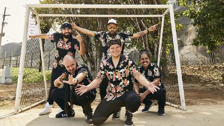 Barrio Calavera lanzó apasionado videoclip con hinchas peruanos