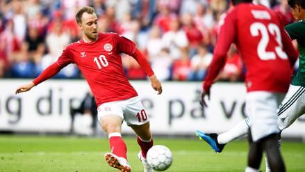 Así informan los medios daneses a 4 días del debut en Rusia 2018 ante la Selección Peruana