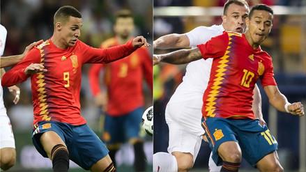 Rusia 2018 | Thiago y Rodrigo, los 'primos' brasileños que jugarán el Mundial con España