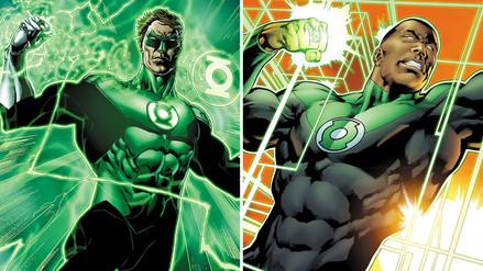 DC Comics confirma filme de los Green Lantern Corps