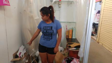 Comerciantes piden que se refuerce la seguridad en mercado El Pueblo