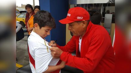 Héctor Chumpitaz confía que la selección peruana clasificará  a octavos de final