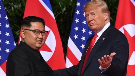 Trump afirma que el mundo está ahora más lejos de una