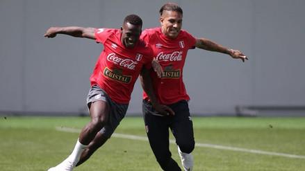 Así fue el segundo entrenamiento de la Selección Peruana en Rusia 2018