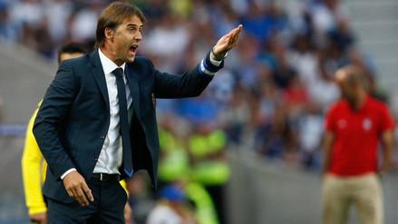 Julen Lopetegui, el nuevo entrenador del Real Madrid que jugó en el Barcelona