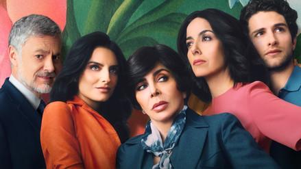 Verónica Castro y Aislinn Derbez exploran la comedia negra en