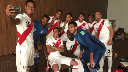Selección Peruana participó de sesión fotográfica en Rusia