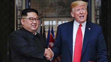 Trump dijo a Kim que en lugar de misiles podría tener los mejores hoteles del mundo