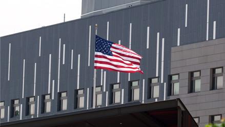 Estados Unidos inauguró nueva embajada en Taiwán en medio de tensiones con China