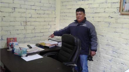 Roban laptops, dinero y documentos en municipio lambayecano