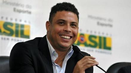 Ronaldo sobre Brasil: