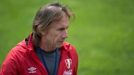 Estas son las opciones que maneja Ricardo Gareca para el debut ante Dinamarca en Rusia 2018