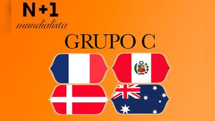 Grupo C del Mundial de los científicos: Francia, Perú, Dinamarca y Australia