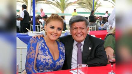 Hija de César Acuña y Rosa Núñez va a juicio oral