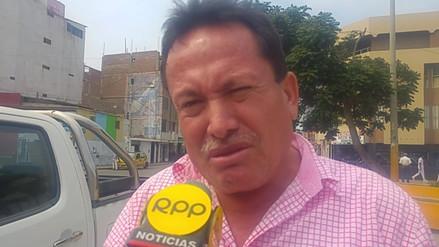 Dirigente plantea erradicar taxis y combis de céntricas calles de Chiclayo