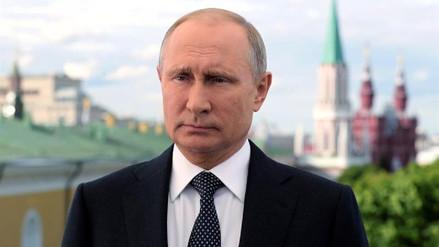 Putin asistirá mañana al congreso de la FIFA que definirá la sede del Mundial 2026