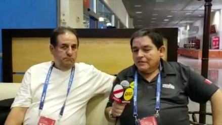 Periodistas extranjeros elogian el juego de la Selección Peruana