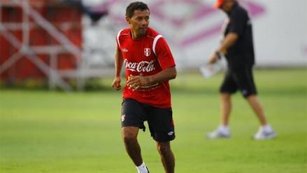 El 'Chorri' Palacios fue invitado por FIFA para presenciar el Perú vs Dinamarca