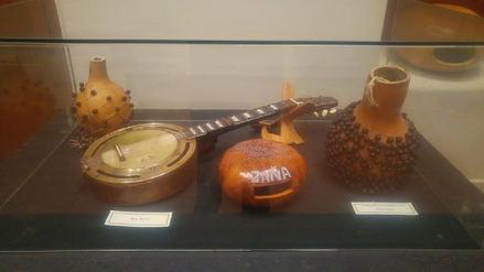 Instrumentos  del museo Afroperuano se exhibirán hasta el 30 de junio
