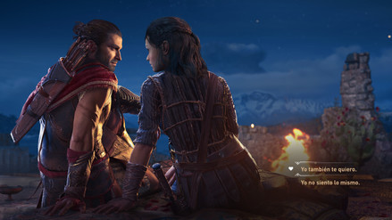 Assassin's Creed Odissey tendrá total libertad romántica