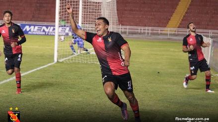 Mexicano Omar Tejeda dejó el equipo del FBC Melgar