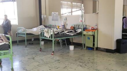 Se agrava crisis en el Hospital Honorio Delgado de Arequipa