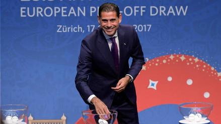 Fernando Hierro dirigirá a la Selección de España en el Mundial Rusia 2018