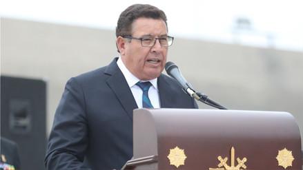 Ministro de Defensa dijo que FF.AA. lanzaron ofensiva contra huestes terroristas en el Vraem