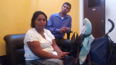 Familia arequipeña clama ayuda tras ser asaltada en Trujillo